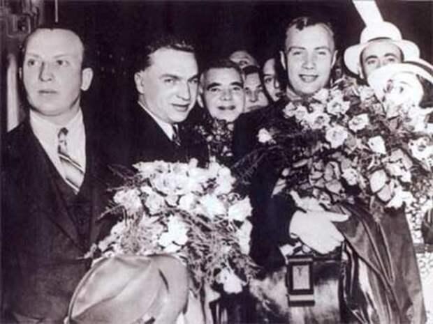 Валерий Чкалов - человек и герой