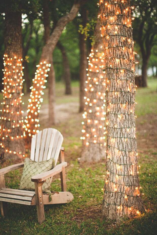 15 довольно необычных идей для сада, которые не оставят равнодушными ни вас ни ваших гостей