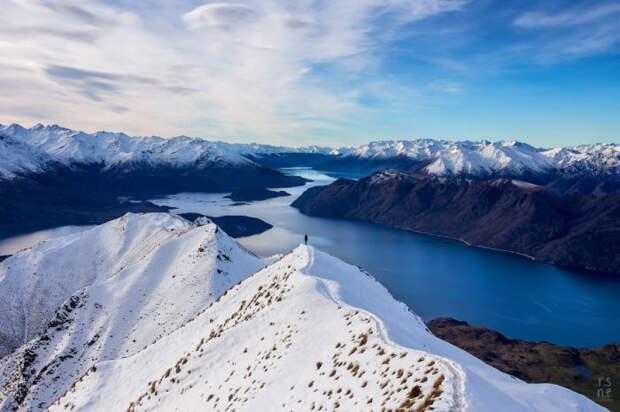 30 удивительных фотографий природных достопримечательностей Новой Зеландии