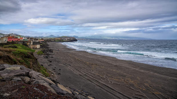 Три дня на маленьком острове посреди океана