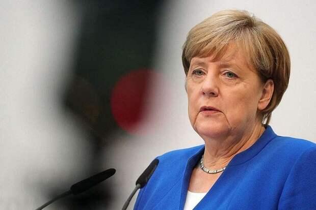 Меркель оценила возможность снятия санкцийЕС сРоссии