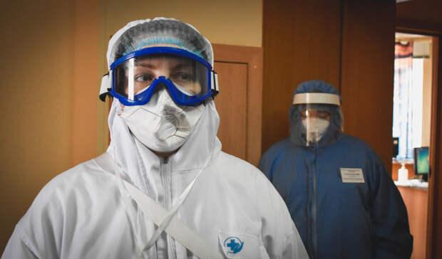 42 жителя Удмуртии заболели коронавирусом засутки