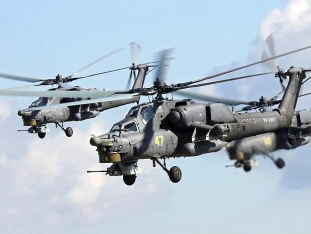 Самые опасные боевые вертолеты России