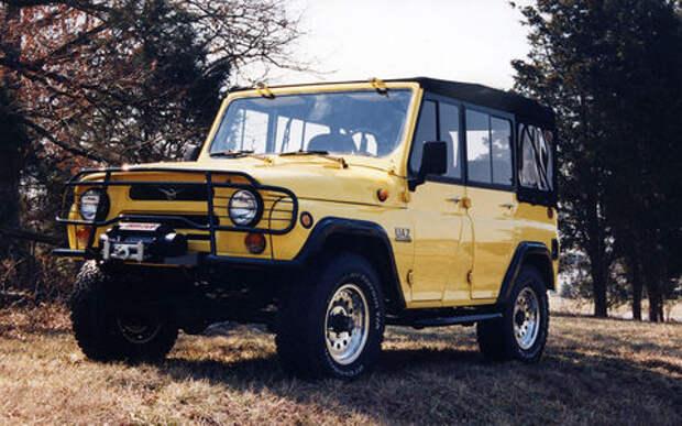 «Козлик» УАЗ-469 – таких модификаций вы точно не видели!