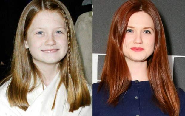 Актеры из фильмов о Гарри Поттере, которые явно применили маховик времени
