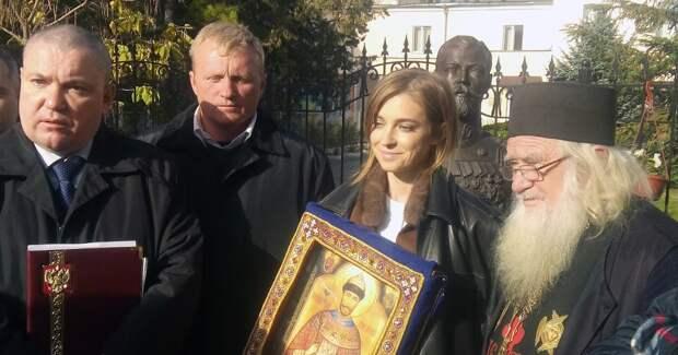 Царебожники: Муж бросил Поклонскую по религиозным мотивам