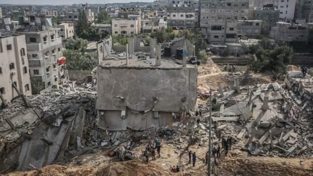 Четыре ракетных удара Израиля уничтожили здание с офисами международных СМИ в Газе