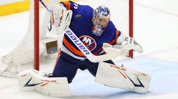 Русские вратари без устали тащат клуб из Нью-Йорка! Варламов совершил 28 спасений — «Айлендерс» догнали «Бостон»