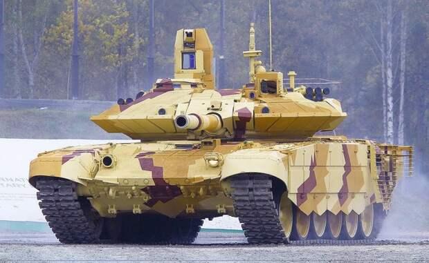 Сколько надо айфонов, чтобы победить Т-90М?