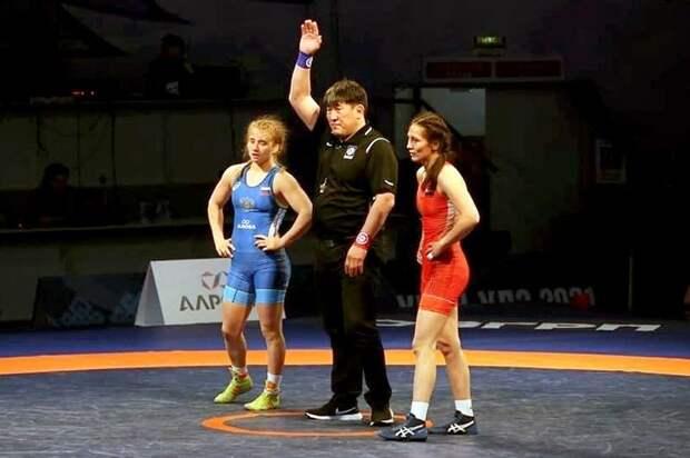 Севастопольская спортсменка завоевала «бронзу» чемпионата России по борьбе