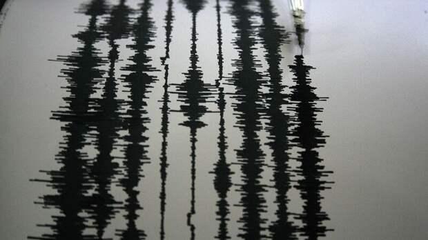 Землетрясение магнитудой 6,0 произошло в районе острова Тасмания