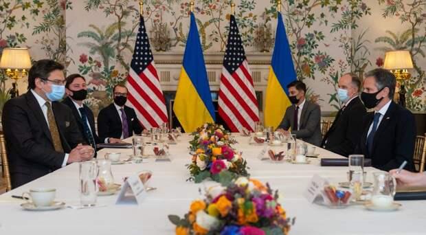 На Украине заявили об укреплении отношений с США