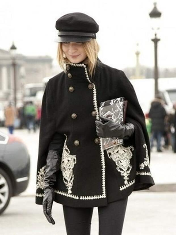 Детали и идеи. Пальто, куртки, плащи... 1 (трафик)