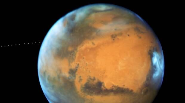 Глава Роскосмоса поздравил Китай с высадкой на Марс. События дня