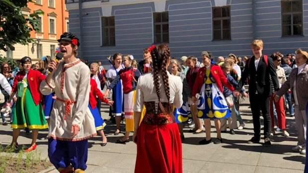 """Российские танцоры отпразднуют 12 Июня на фестивале """"Русь танцевальная"""""""