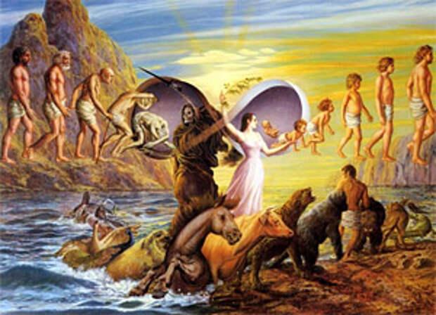 Основные заблуждения по поводу феномена реинкарнации