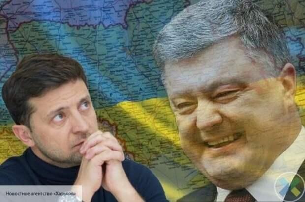 Рожин: Порошенко может вернуться во власть на Украине только через «майдан»