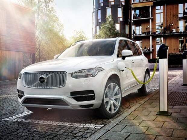 В России начался прием заказов на Volvo ХС90 нового поколения