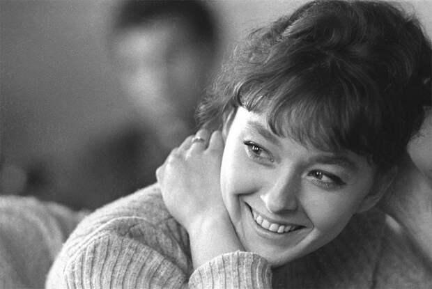 Анастасия Вертинская. 1964 год