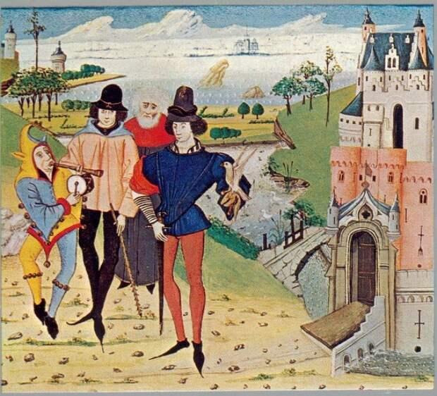 В Средние века у студентов вообще была очень дурная слава, и не на пустом месте.