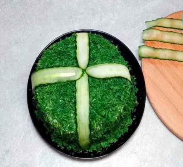 Наш рецепт коронного салата на новогодний стол. Улетает быстрее оливье и шубы