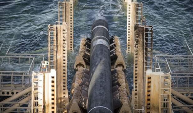 Министр ФРГ: завершение «Северного потока-2» зависит лишь отскорости укладки труб