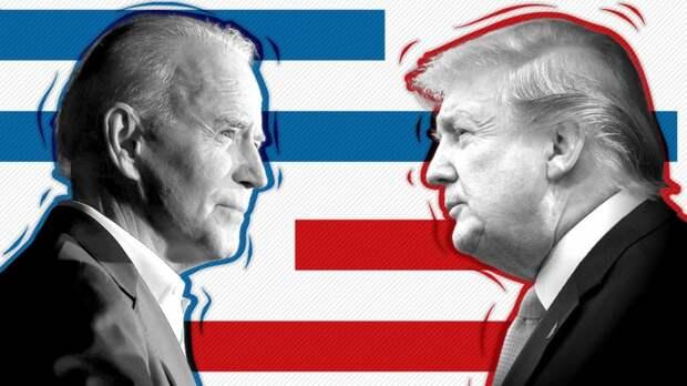 Выборы в США: Байден опережает Трампа в большинстве штатов