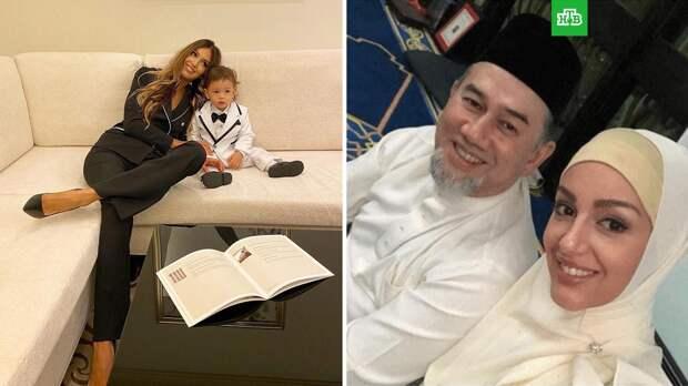 Экс-король Малайзии намерен откупиться от «Мисс Москва» и сына