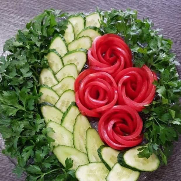 красивые блюда фото