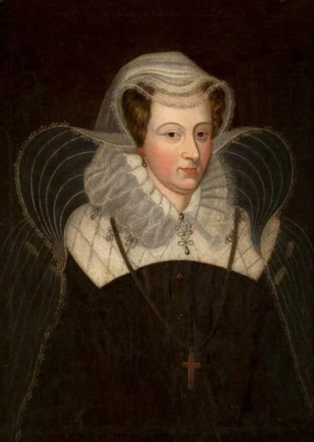 Мария Стюарт: тень английского престола