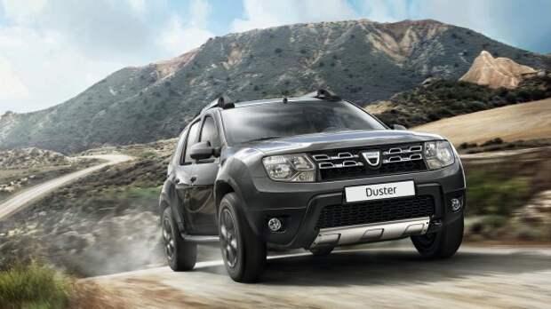 Dacia обеспечила рост продаж группы Renault