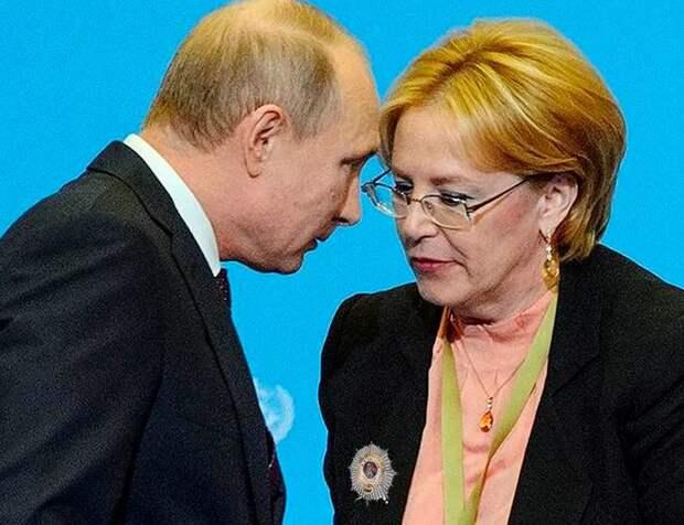 НЕ МЫТЬЕМ, ТАК КАТАНЬЕМ... Путинский Минздрав и ВОЗ пытаются легализовать трансгендерность и педофилию как «новую нормальность»