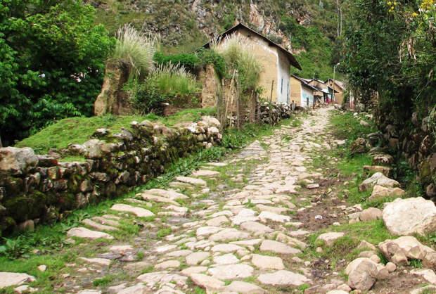 Загадки древнего Перу: Невероятные дороги инков