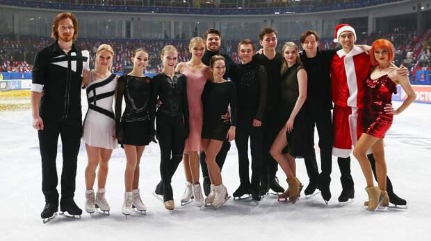Стало известно возможное название сборной России на ЧМ по фигурному катанию