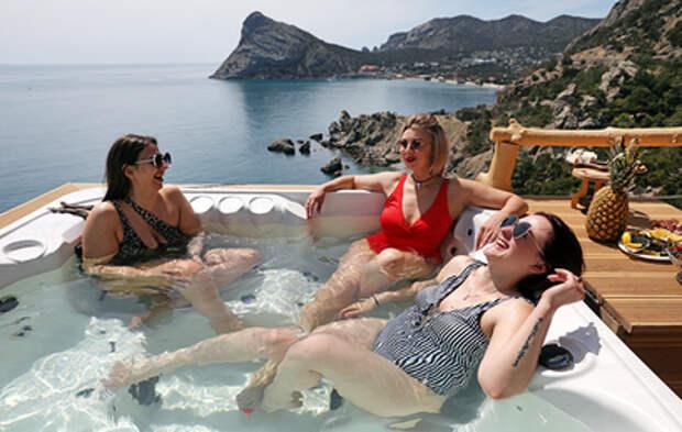 Крым готовится к летнему наплыву туристов