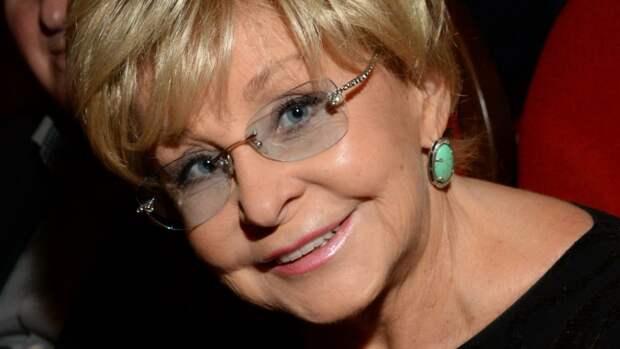Ангелина Вовк обвинила в провале театральной карьеры известного артиста