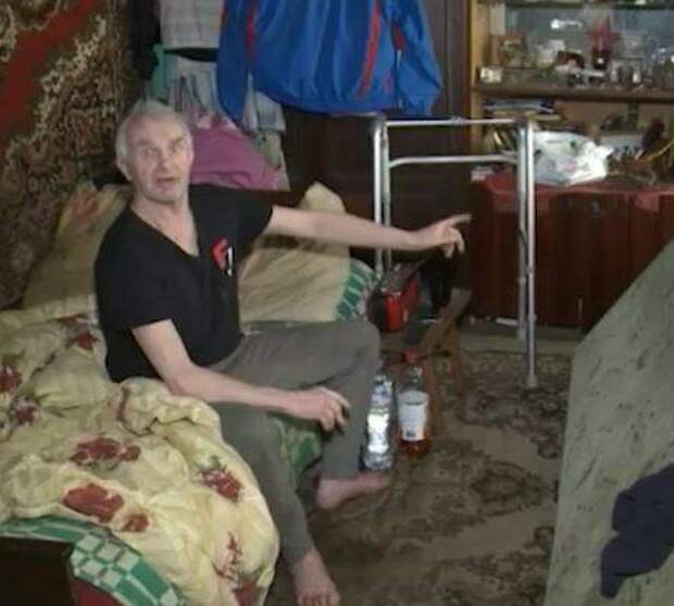 Неравнодушные ярославцы помогут пожилому мужчине отремонтировать квартиру