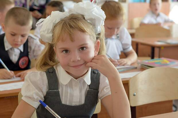 В России могут ввести отдельный выходной для родителей первоклассников