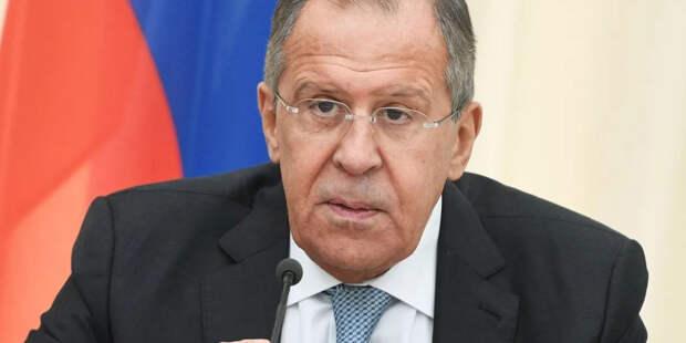 Что вручил президент Кипра Лаврову?