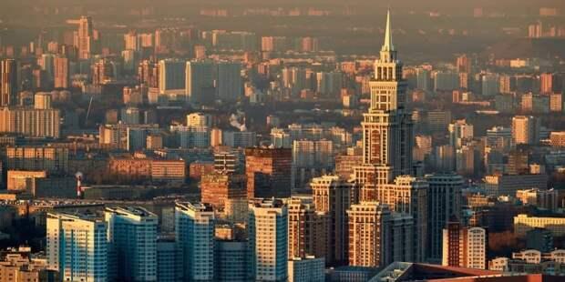 Собянин рассказал о том, как сделать Москву лучшим городом Земли