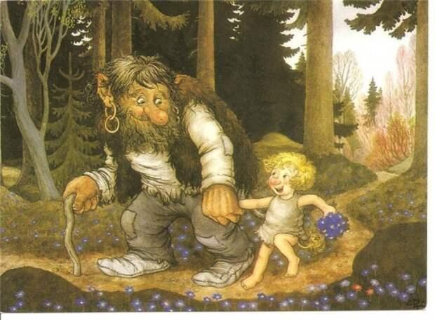 Шведский художник Rolf Jonas Lidberg (Рольф Йонас Лидберг) (131 фото)