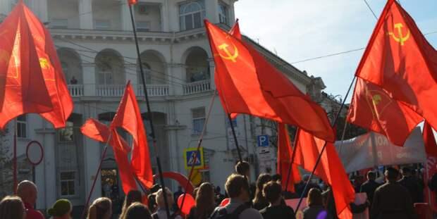 Коммунисты потребовали отменить результаты выборов в Севастополе