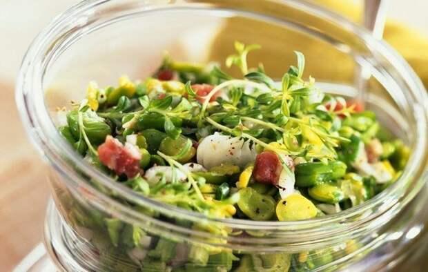 10 рецептов праздничных салатов
