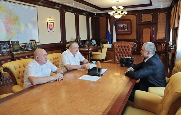 С Сахалина в Крым: в республике назначили нового начальника таможни