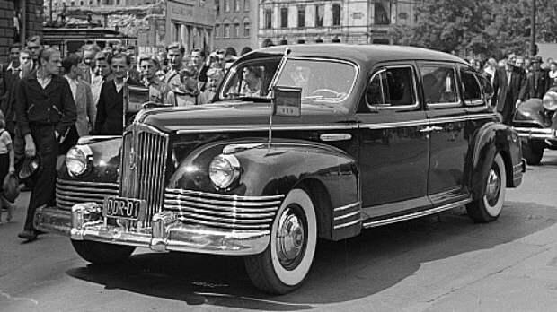 Советский ЗИС-110 выставили на продажу за 57 миллионов рублей в Москве