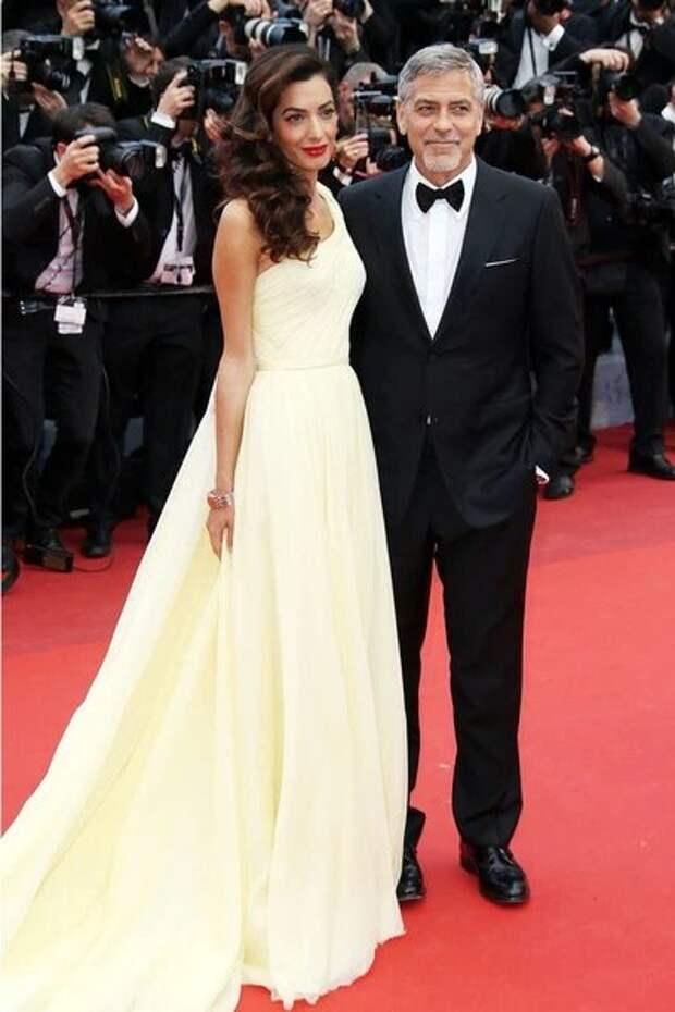 Стиль Амаль Клуни: как одевается супруга знаменитого актера
