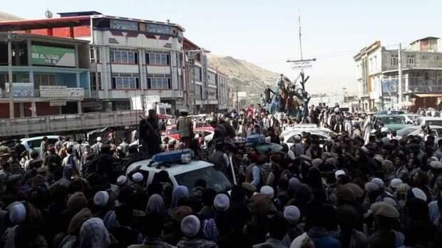 Падение Файзабада и капитуляция в Кундузе