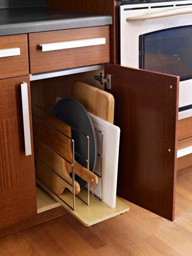 Организация хранения посуды на кухне: 10 лучших идей