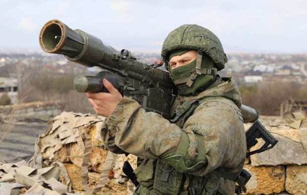 Россия ответит НАТО в случае усиления войск альянса на Украине