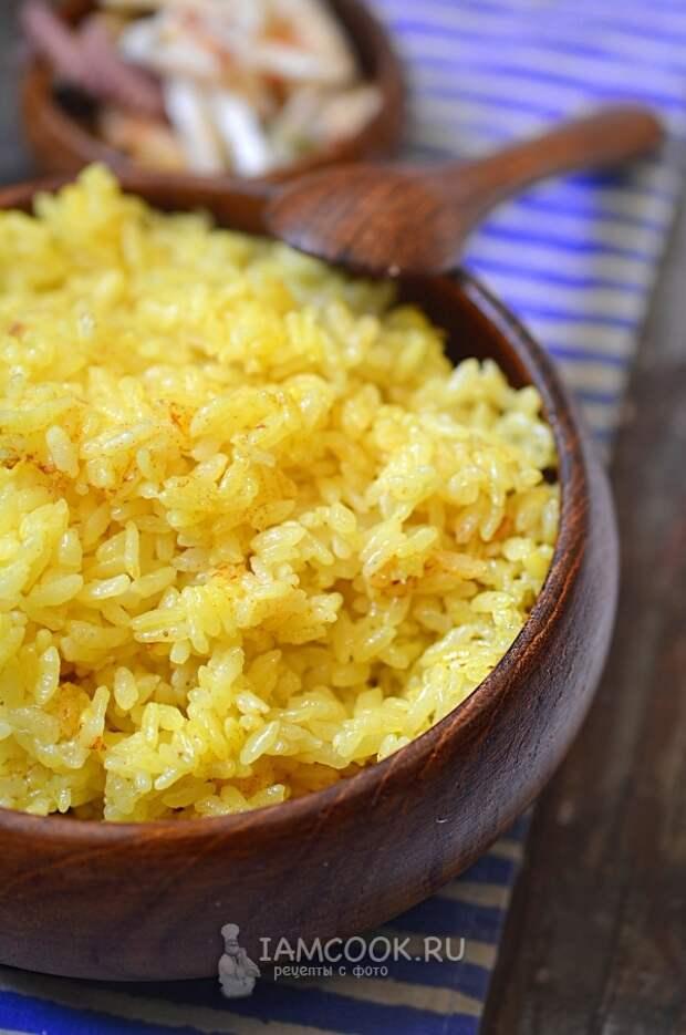 Фото рассыпчатого шлифованного риса